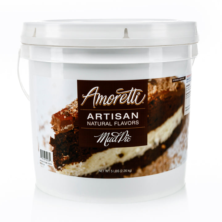 Natural Mud Pie (Mississippi Mud) Artisan Flavor Powder