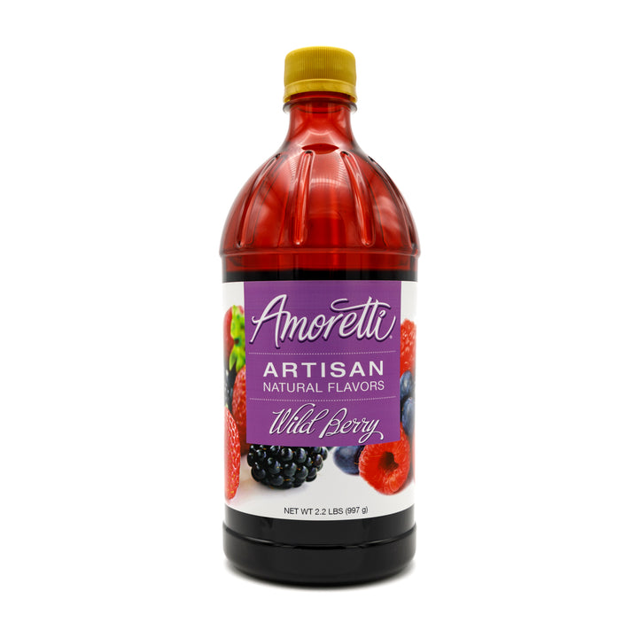 Natural Wild Berry Artisan Flavor
