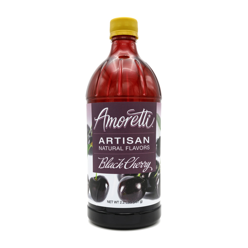 Natural Black Cherry Artisan Flavor