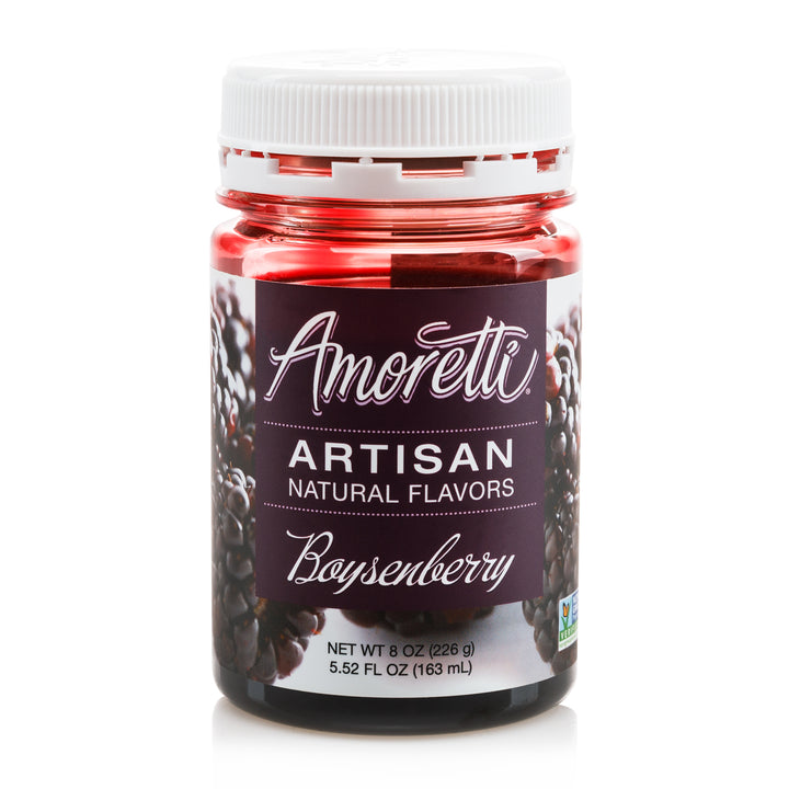 Natural Boysenberry Artisan Flavor