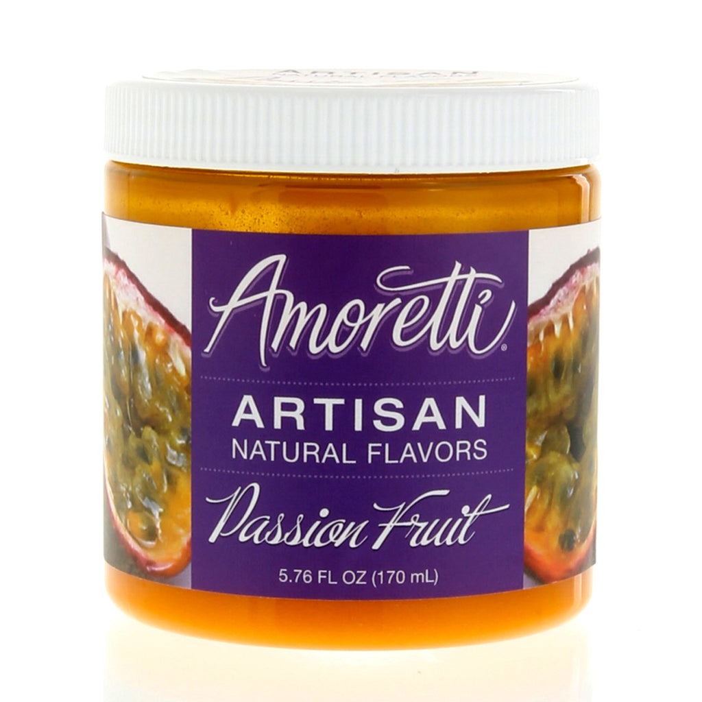 Amoretti Natural Passion Fruit Artisan Flavor