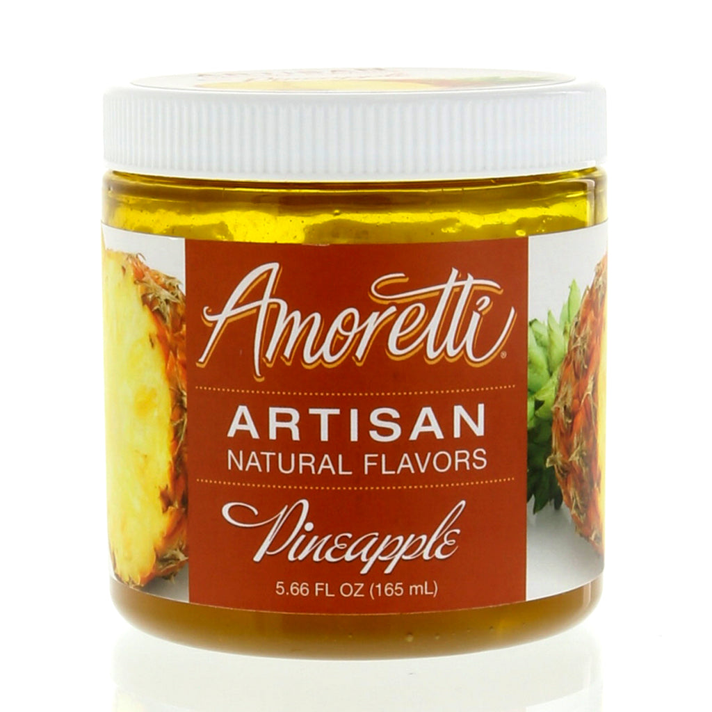 Amoretti Natural Pineapple Artisan Flavor