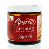 Amoretti Natural Apple Pie Artisan Flavor