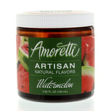 Amoretti Natural Watermelon Artisan Flavor