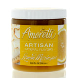 Amoretti Natural Lemon Meringue Artisan Flavor