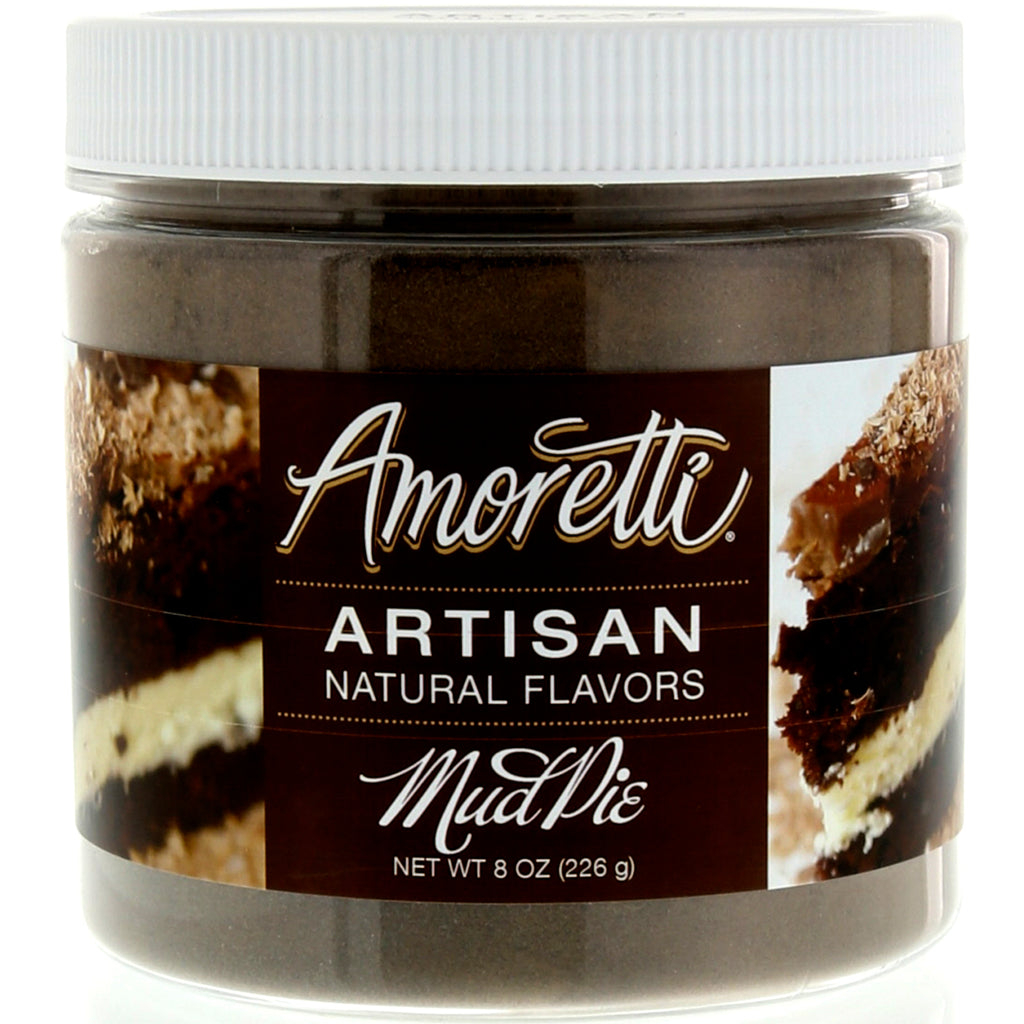 Amoretti Natural Mud Pie Artisan Flavor