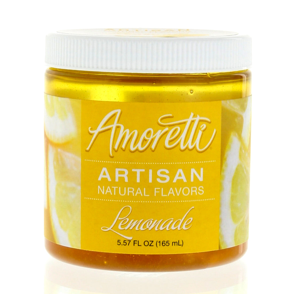 Amoretti Natural Lemonade Artisan Flavor
