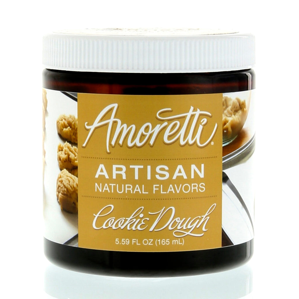 Amoretti Natural Cookie Dough Artisan Flavor