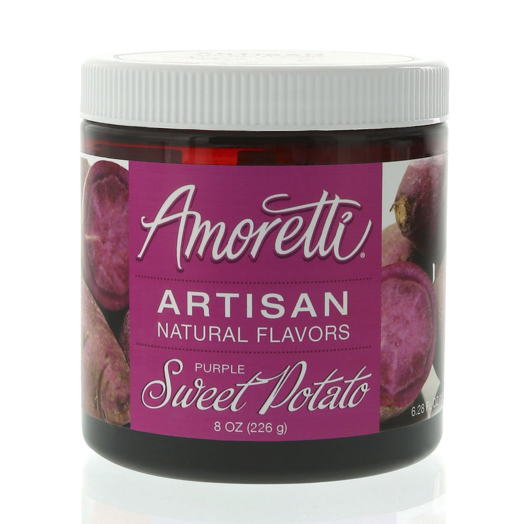 Natural Purple Sweet Potato Artisan Flavor