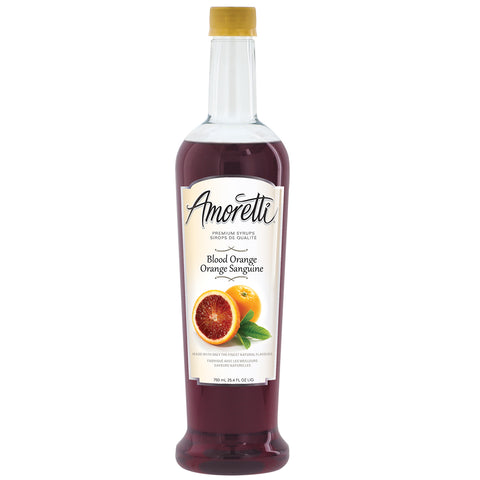 Amoretti Premium Blood Orange Syrup