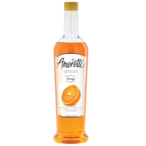 Amoretti Premium Orange Syrup