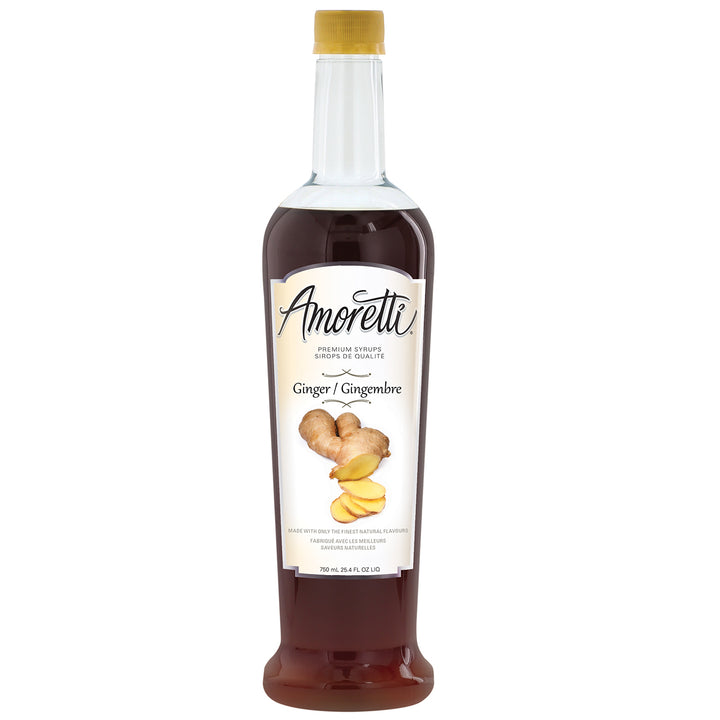 Amoretti Premium Ginger Syrup