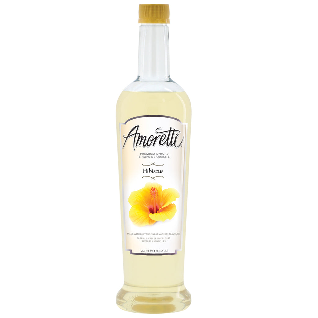 Hibiscus Syrup Amoretti