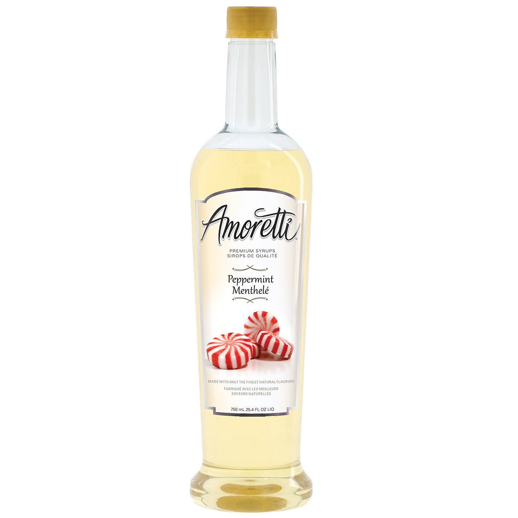 Amoretti Premium Peppermint Syrup
