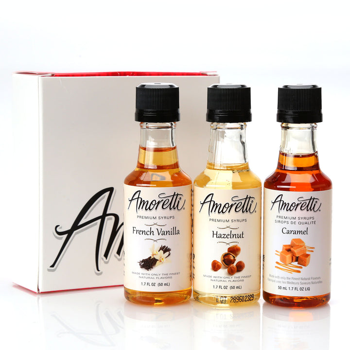 Classic Syrups 3 Pack