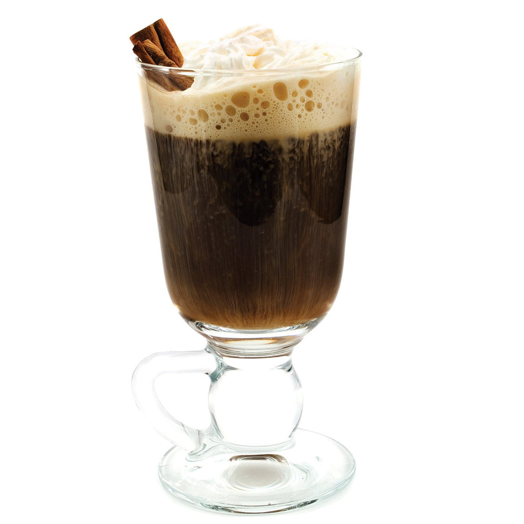 Amoretti Irish Coffee Marbleizing Swirl