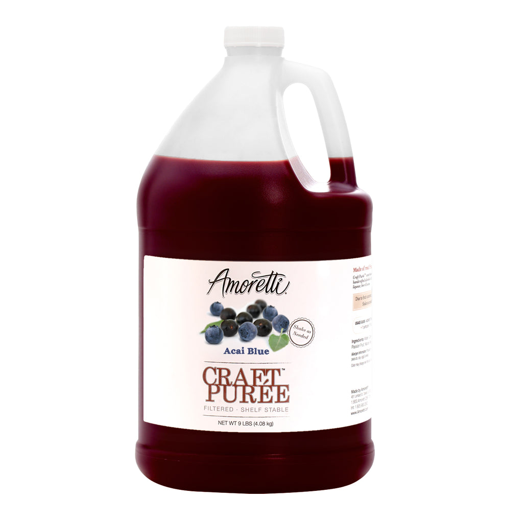 Acai Blue Craft Puree®