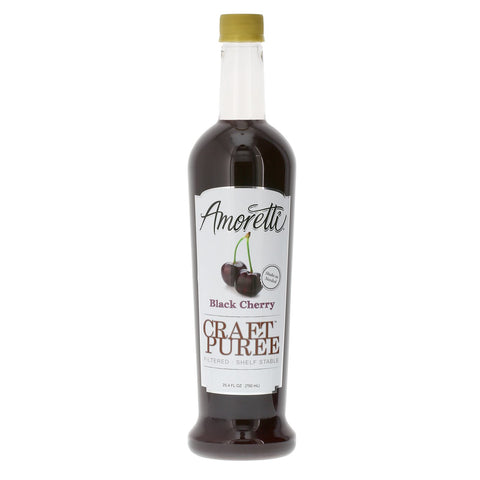 Black Cherry Craft PureeR Amoretti
