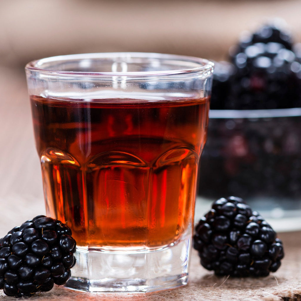 Amoretti French Black Raspberry Type Liqueur Concentrate