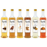 Holiday Syrups 6 Pack