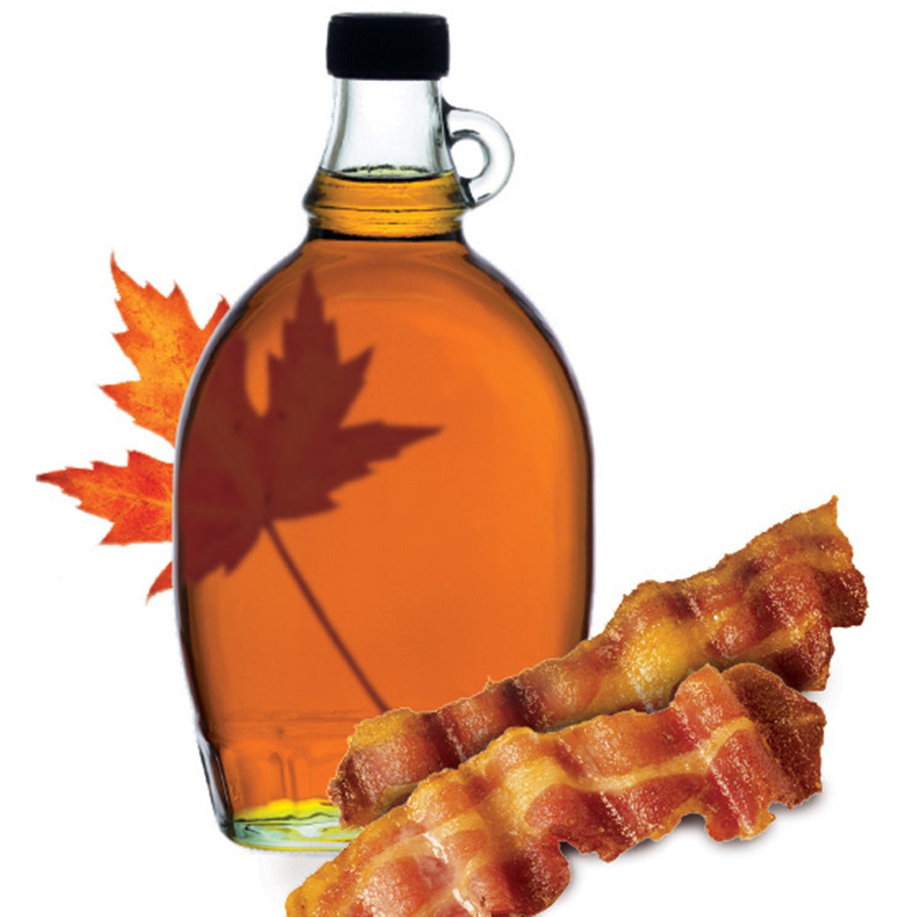 Amoretti Natural Maple Bacon Type Extract W.S.