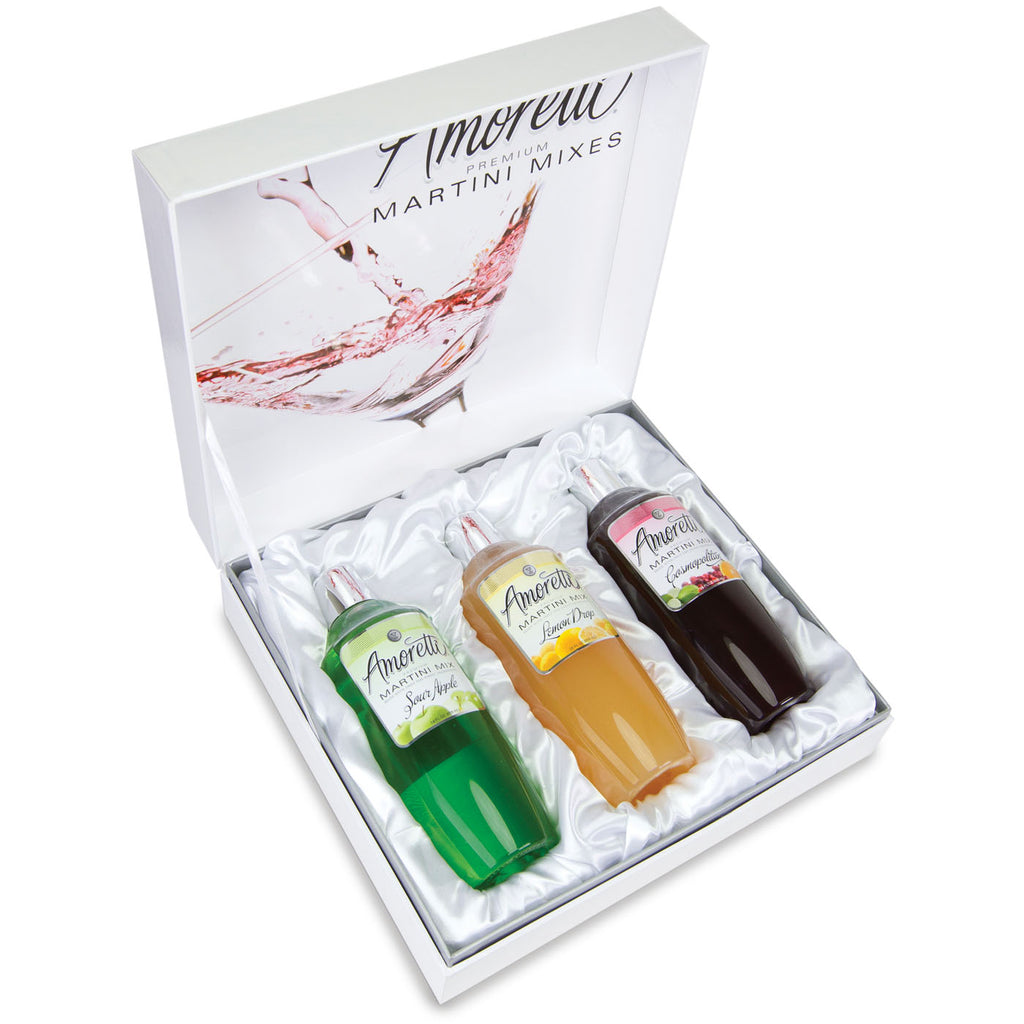 Amoretti Premium Martini Mix Gift Set