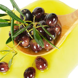 Amoretti Organic Extra Virgin Olive Oil infused with Black Kalamata Olive Extract O.S.