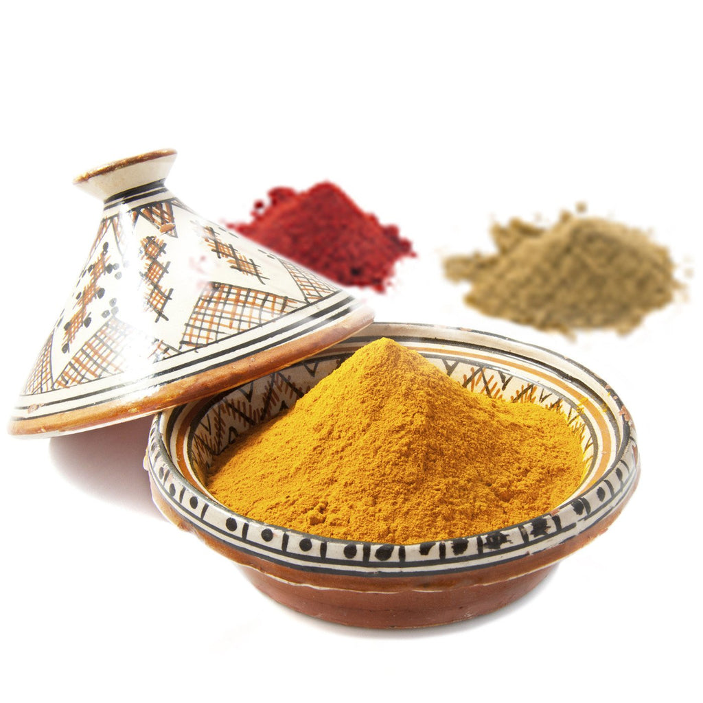 Amoretti Natural Moroccan Spice Blend Powder