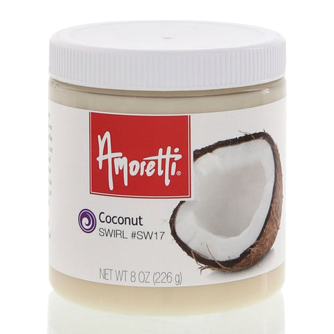 Amoretti's Coconut Swirl is the easiest way to impart a deliciously fresh, tropical flavor into your recipes