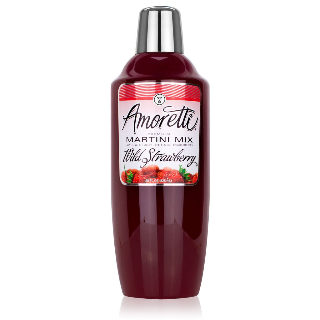 Amoretti Premium Wild Strawberry Martini Mix