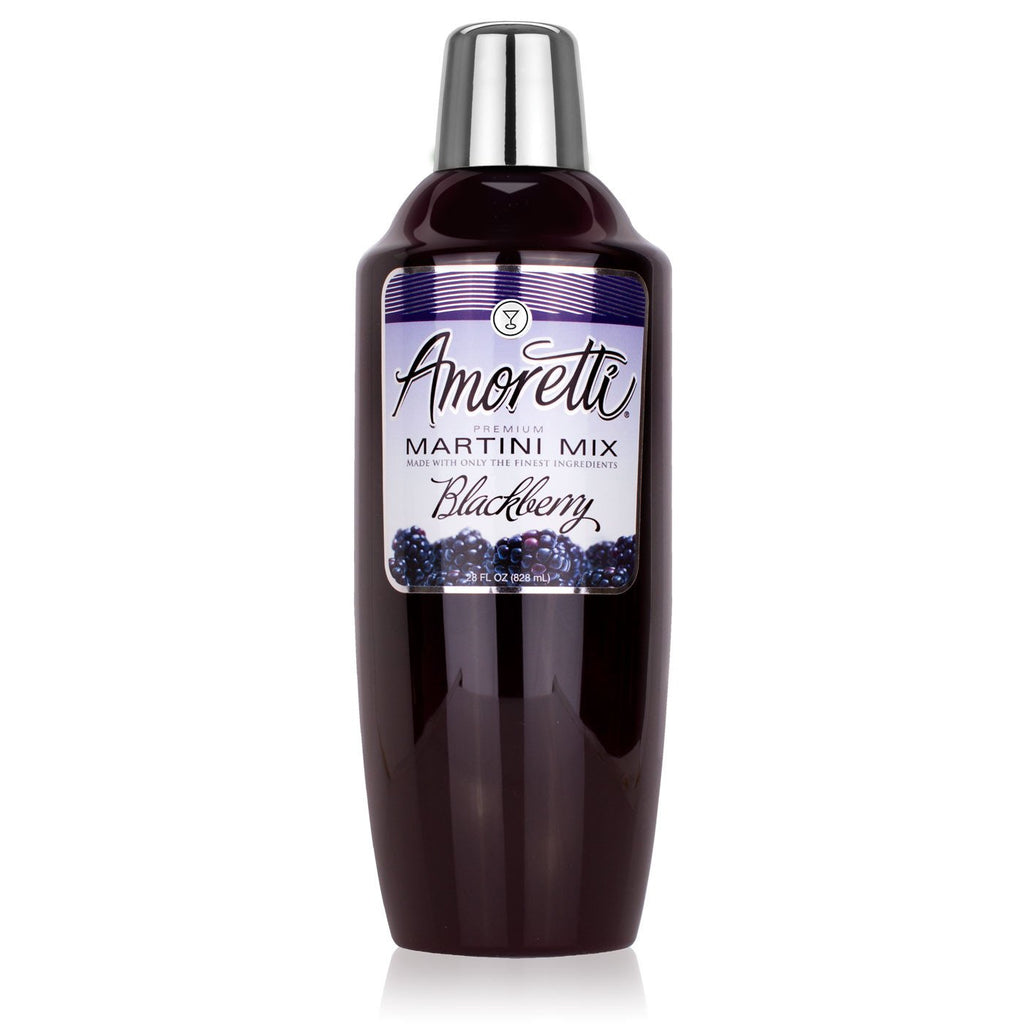 Amoretti Premium Blackberry Martini Mix