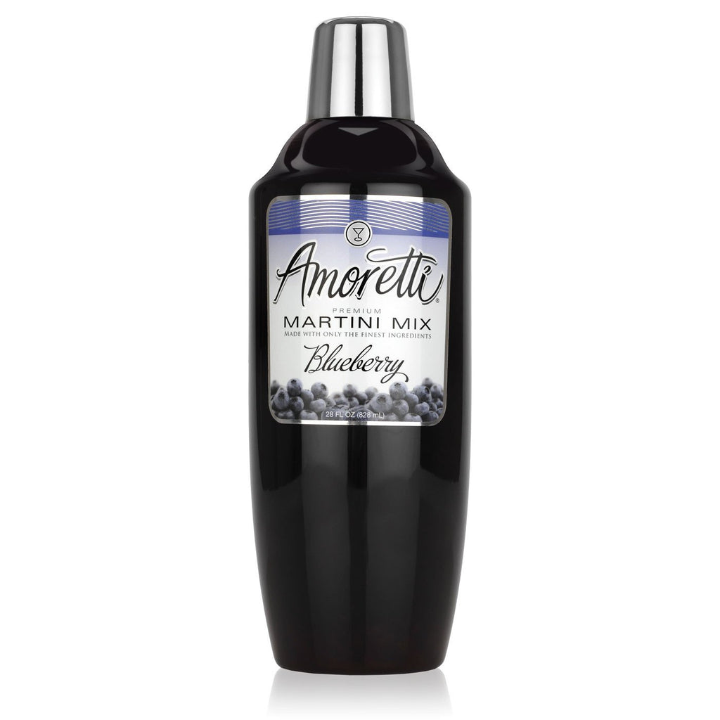 Amoretti Premium Blueberry Martini Mix