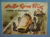 BRAL BRAGLIA FERRARI 500 Racing car 1952 Mint + Box