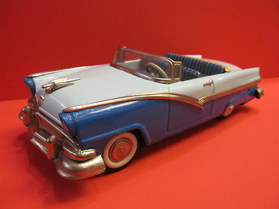 HAJI FORD FAIRLANE 1956 Convertible MADE IN JAPAN GORGEOUS !!