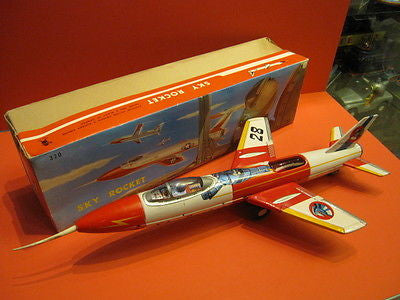BANDAI TETSUGIN 28 SKY ROCKET Mint + original box