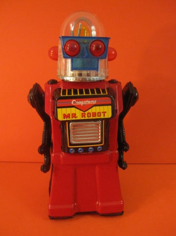 YONEZAWA Mr Robot Battery Operated 1959