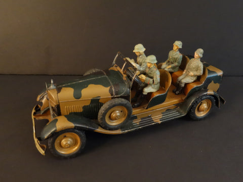 TIPP Co MERCEDES Military Staff Car 1937