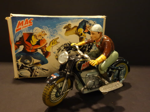 ARNOLD MOTORCYCLE MAC 700 Mint + original box MOTO