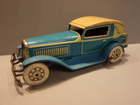 TIPP Co Large 2 door Coupe Car 1930