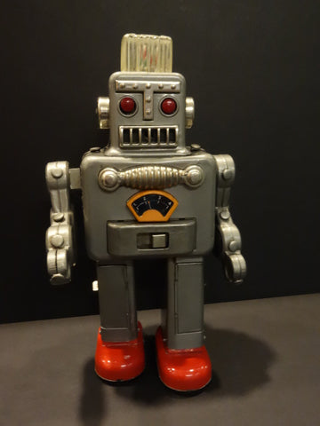 LINEMAR Original SMOKING SPACEMAN Robot 1960