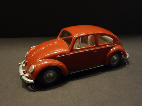 WIKING Volkswagen 1300 VW 1/43 PLASTIC 1965 MINT CONDITION