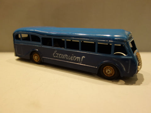 CIJ TIN TOY BUS RENAULT Excursions MINT CONDITION 1946