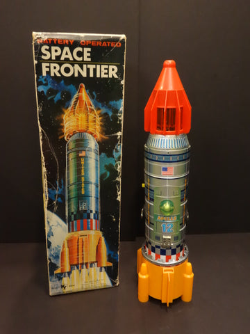 YOSHINO Space Rocket Frontier Apollo 12 + original box