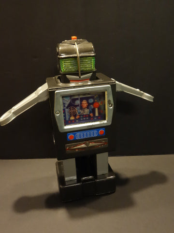 YONEZAWA SPACE EXPLORER Robot brown 1967