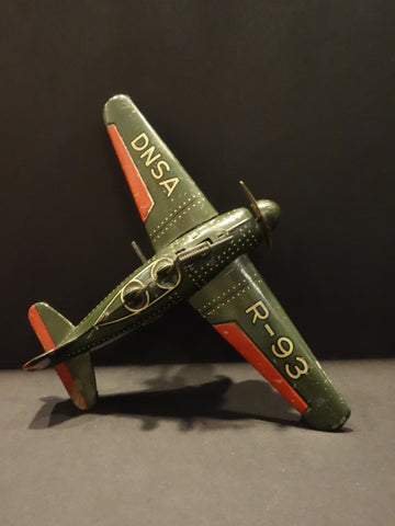 Swinging ZERO FIGHTER AIRPLANE JAPAN 1935-38