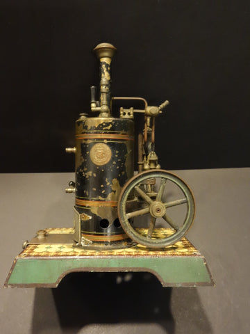 MARKLIN Vertical steam engine 4112 PATENT 1909
