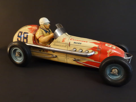 YONEZAWA Champion's Racer #98 Made in Japan 1950