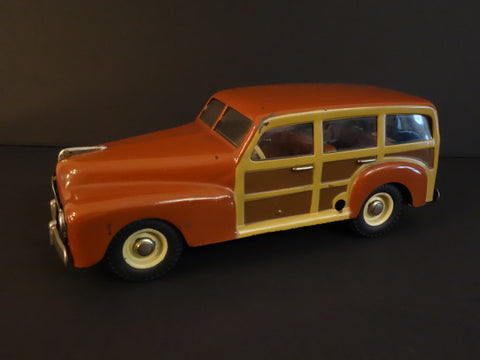 MARCHESINI FORD WOODIE 1948 Made in Italy