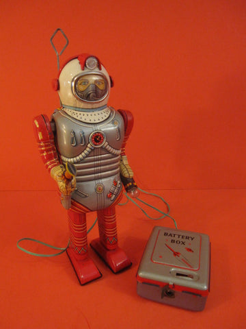 NOMURA Space man Robot Oustanding Condition 1955