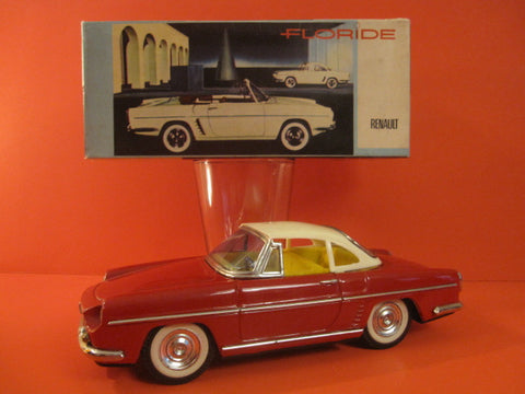 ATC Renault Floride +original box Japan 1960
